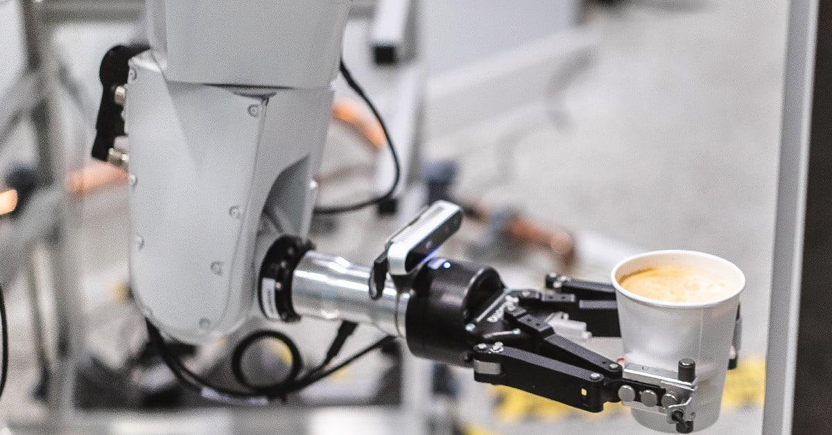 Robots baristas