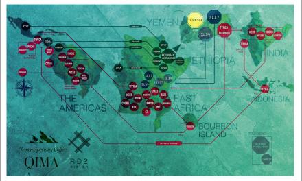 Yemenia: el pasado y el futuro del café
