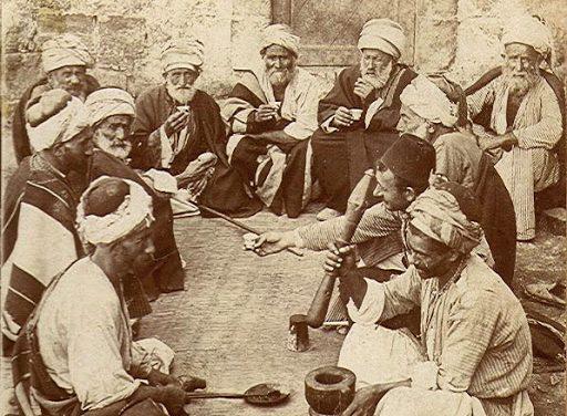 Las primeras casas de café